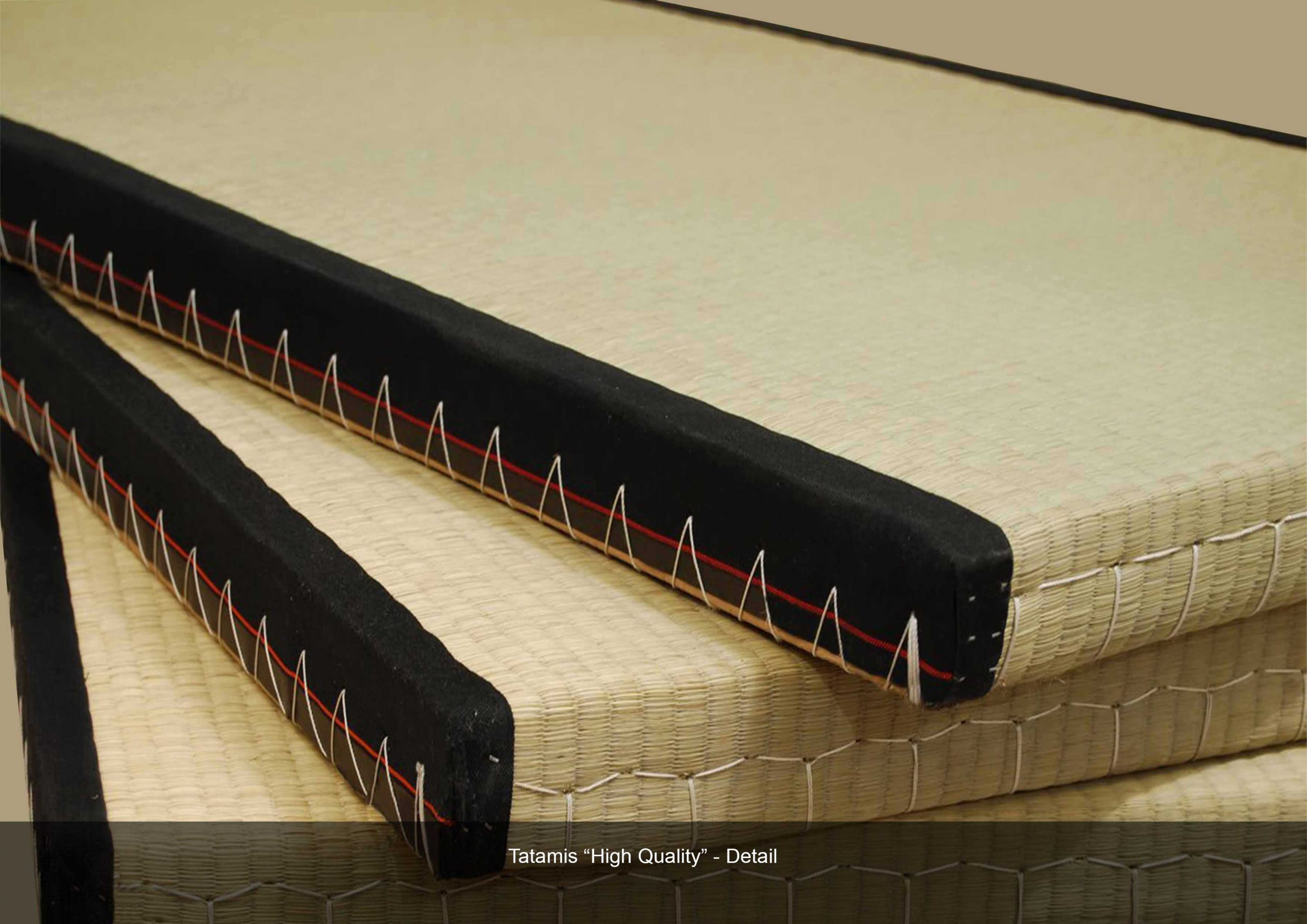 Tatami High Quality Detail